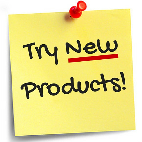 Dear Project Managers: Try New Products