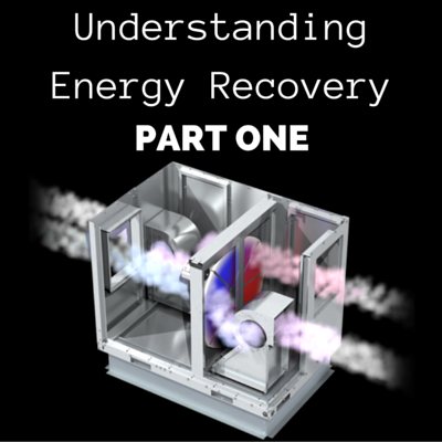 Understanding Energy Recovery: Part One