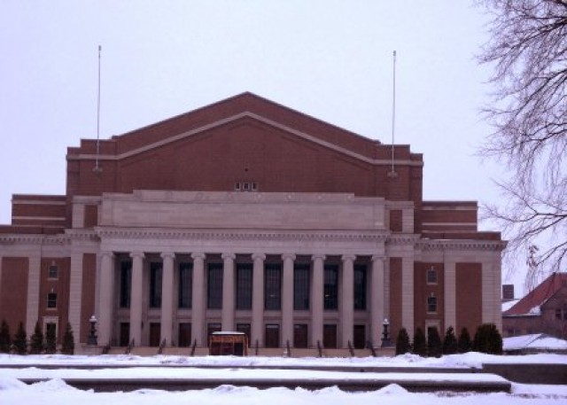 U of M Northrop Auditorium